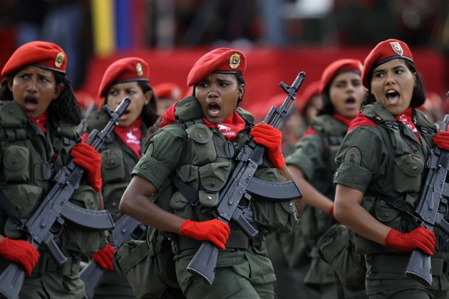 US Pressures Venezuelan Military Officers In Continued Attempts To Overthrow Maduro Government