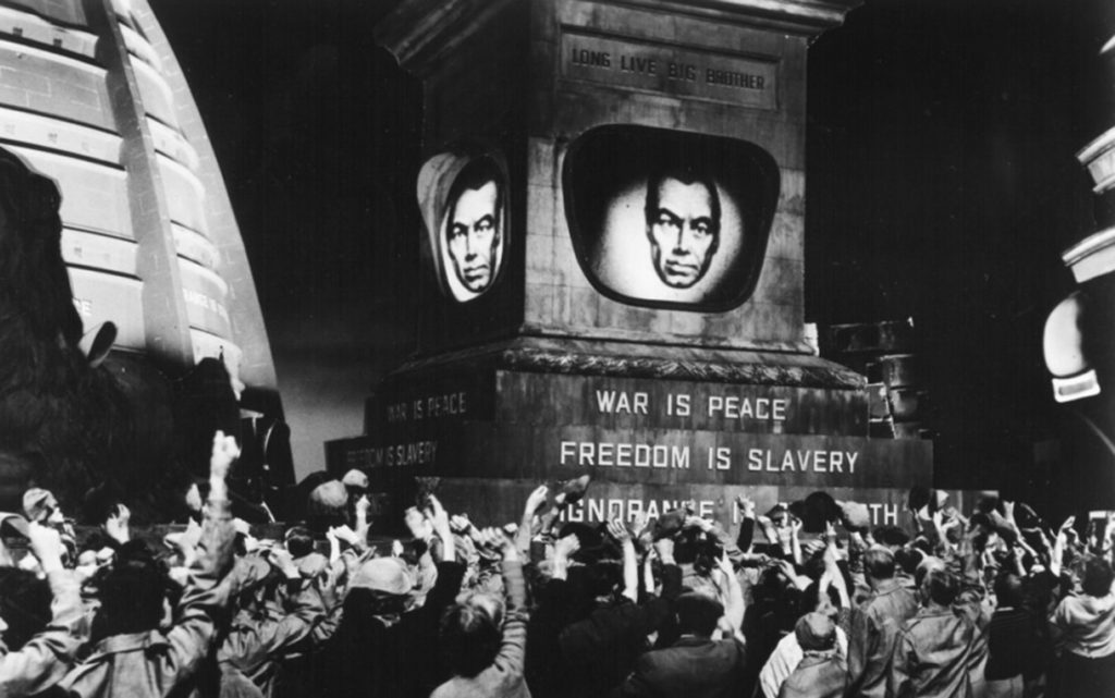 EU Is Steadily Moving Towards Creation Of 1984-style Ministry Of Truth