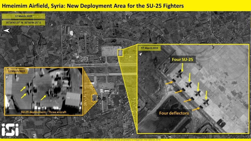Is Idlib Offensive Coming? Fourth Newly Deployed Close Air Support Aircrfat Spotted At Hmeimim Airbase