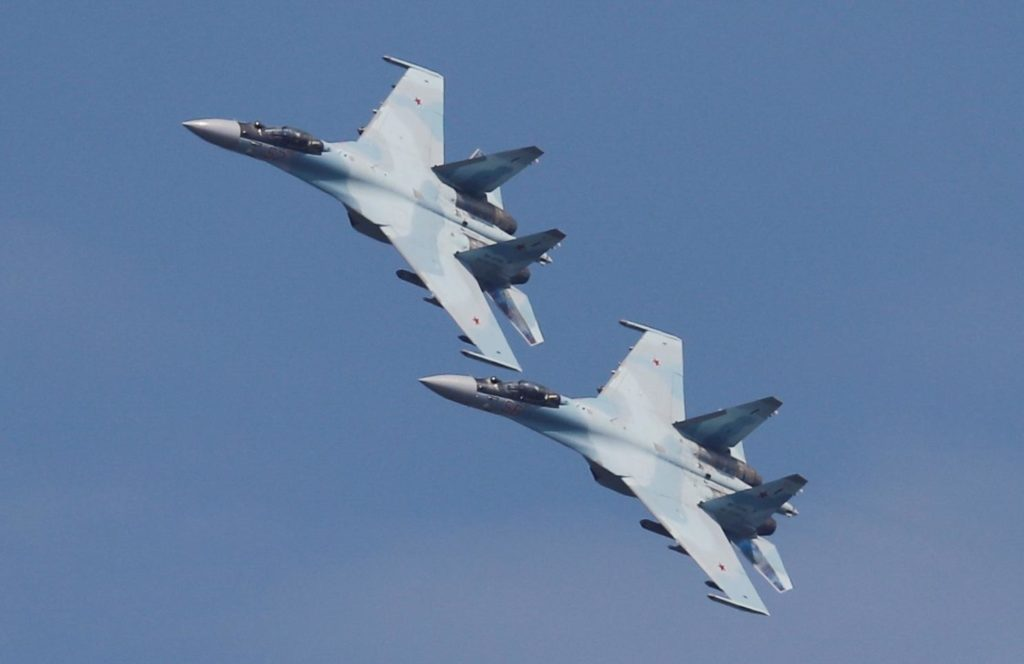 Egypt To Buy Su-35 Jets Under $2Bln Contract With Russia: Report
