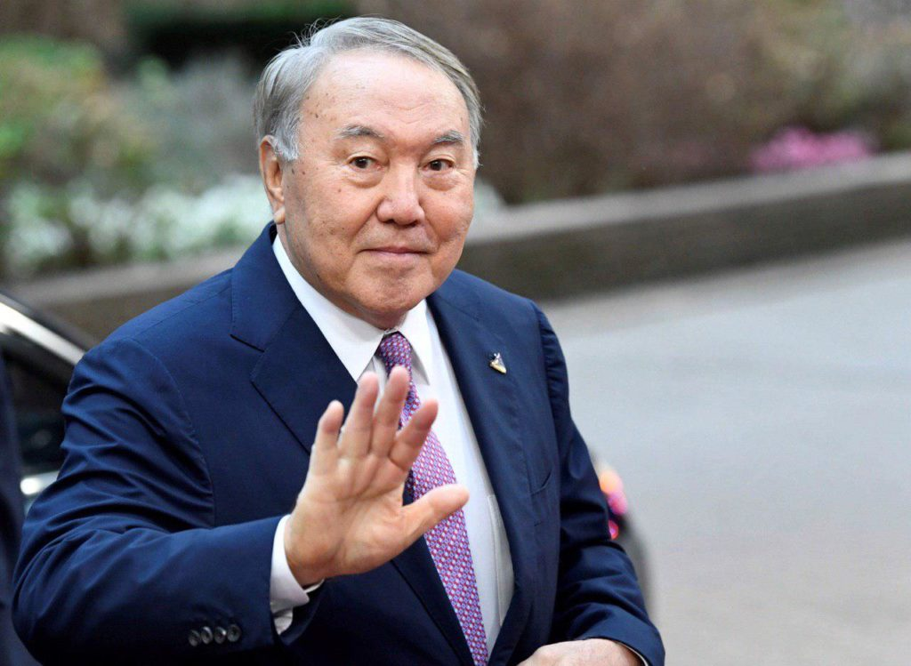 Kazakh President Nursultan Nazarbayev Resigned After Almost 30 Years In Power