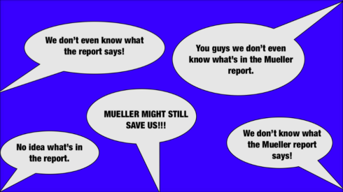 """Caitlin Johnstone: """"There Are Still Democrats Praying For A Deus Ex Mueller Ending"""""""