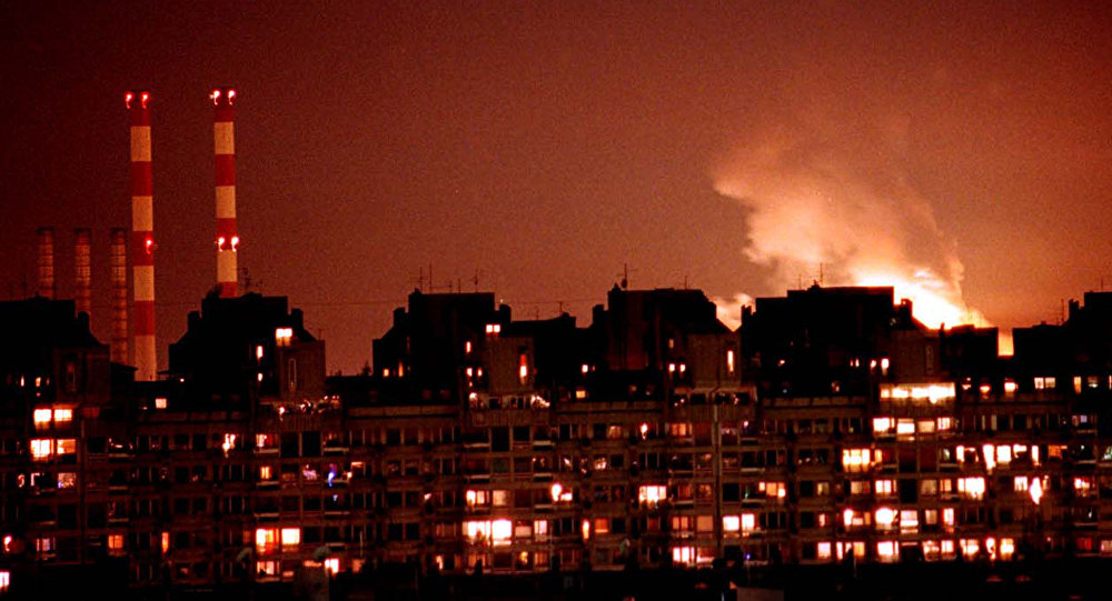 German Foreign Minister: NATO Bombing Of Yugoslavia Was 'Right, Responsible Approach'