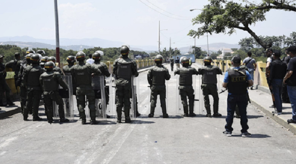 Venezuelan Army Exiles Reportedly Abandoned Plan To Enter Country By Force Last Month