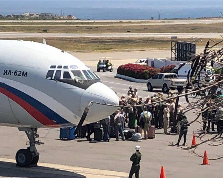 Up To 100 Russian Troops Deployed In Venezuela: Report