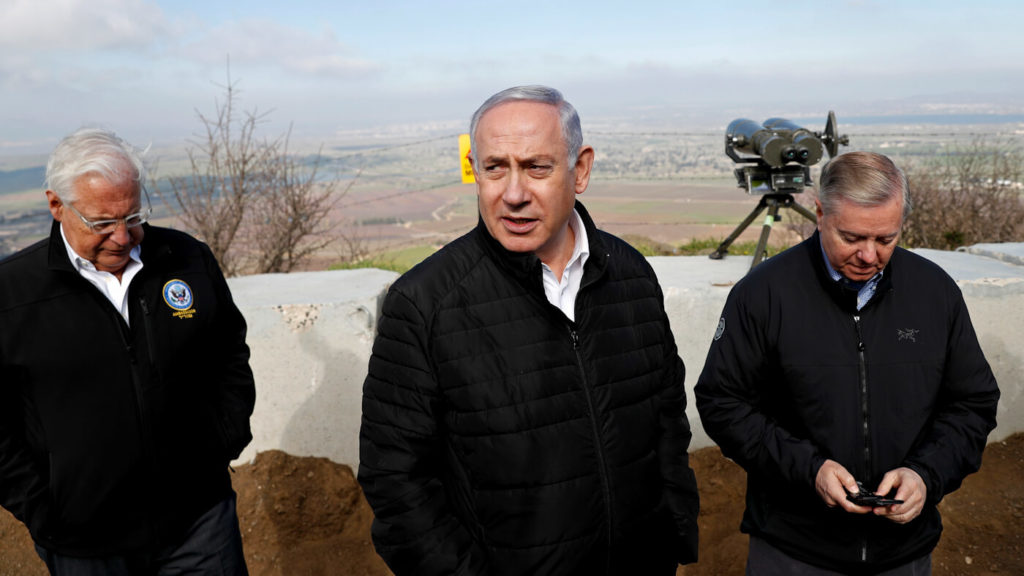 "After Trump's Golan Heights Announcement, Israeli Politicians Now Pushing for US Recognition of West Bank as ""Israeli"""
