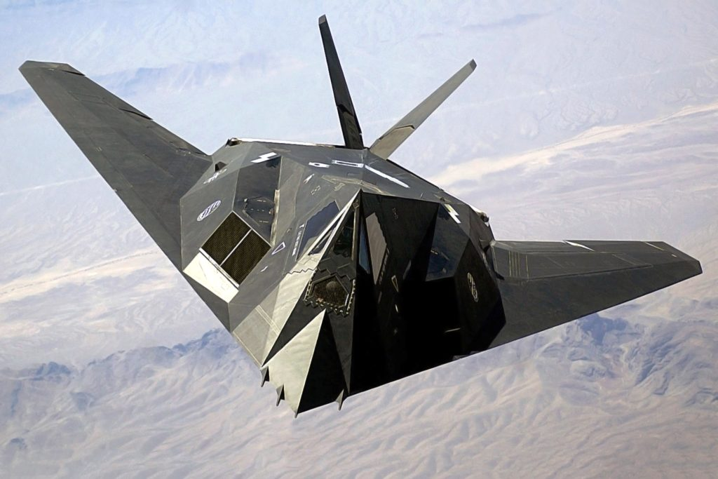 US Air Force Deployed F-117A Stealth Attack Aircraft In Syria And Iraq. One Of Them Was Involved In In-Flight Emergency: Report