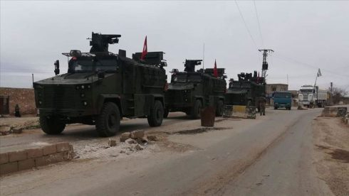 Turkey, Russia Conducted First Patrol In Tal Rifat, Syria