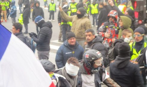 """Tom Luongo: """"Globalism's Last Disgrace: The Army vs. the Yellow Vests"""""""