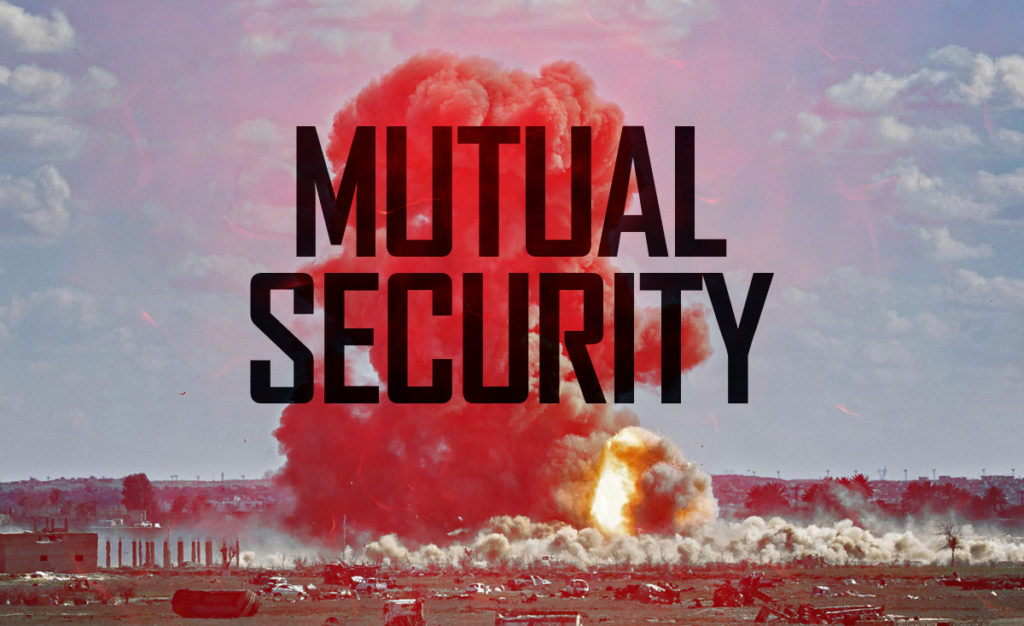 An Alliance for Mutual Security