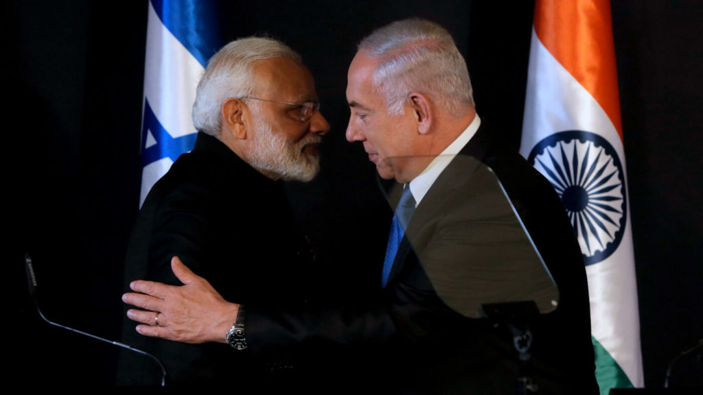 "Whitney Webb: ""Robert Fisk Exposes Israel's Hidden Role in the Brewing India-Pakistan Conflict"""