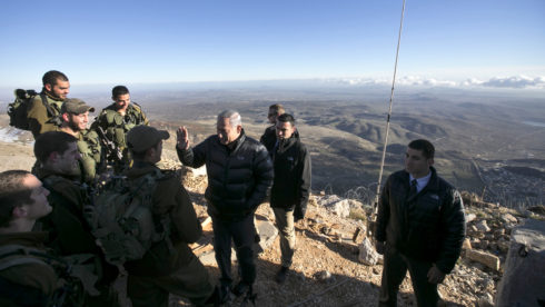 With Oil, Water and Iran as Targets, US on Brink of Recognizing Israeli Sovereignty over Golan Heights