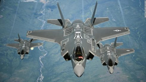 Pentagon Gives Erdogan An Ultimatum: Don't Expect Our F-35s If You Buy Russian S-400s