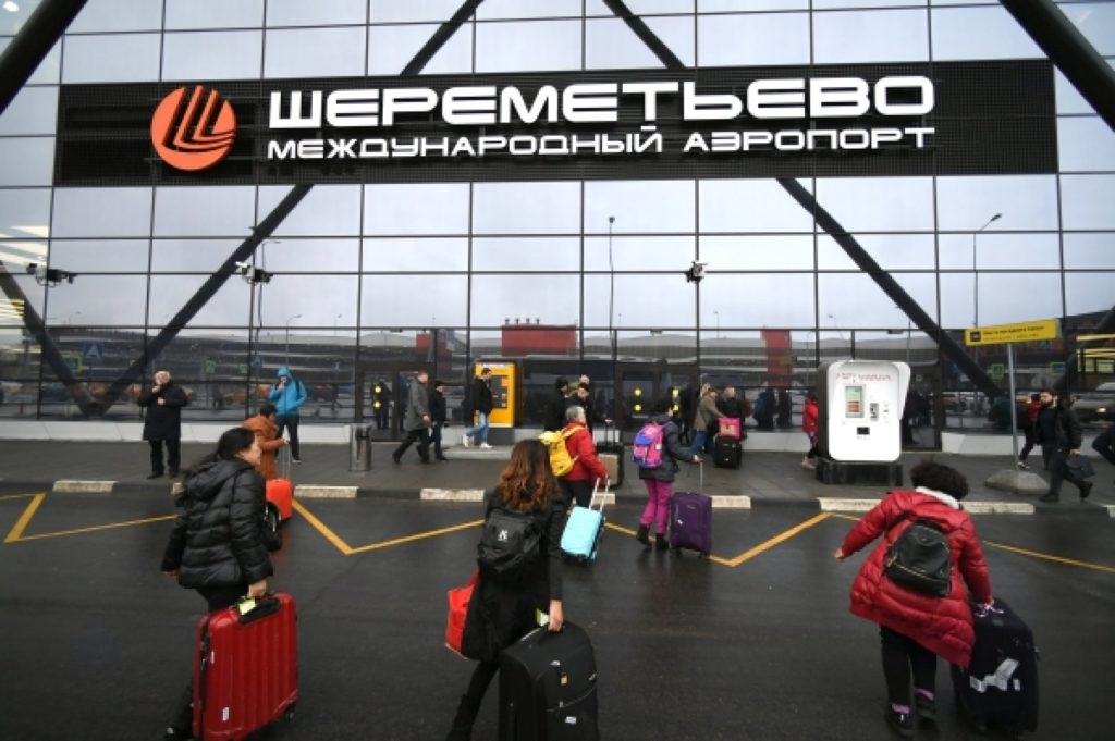 U.S. Embassy Employe Brought Mortar Shell To Moscow's Main Airport. Terrorist Attack Attempt Or Idiocy?