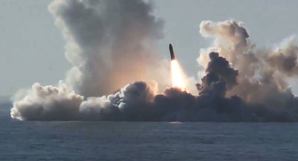 Russian Military Received Over 200 Intercontinental And Submarine-Launched Ballistic Missiles In 2012-2018