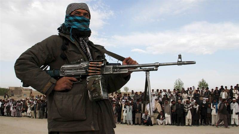 Washington 'Agreed In Draft' With Taliban To Withdraw Troops From Afghanistan