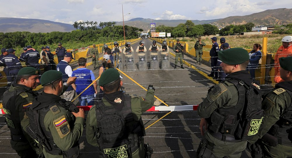 Possible US Military Intervention In Venezuela Struggles To Gain Friction