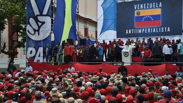 Blackouts Continue In Venezuela After Another Alleged Cyber-Attack