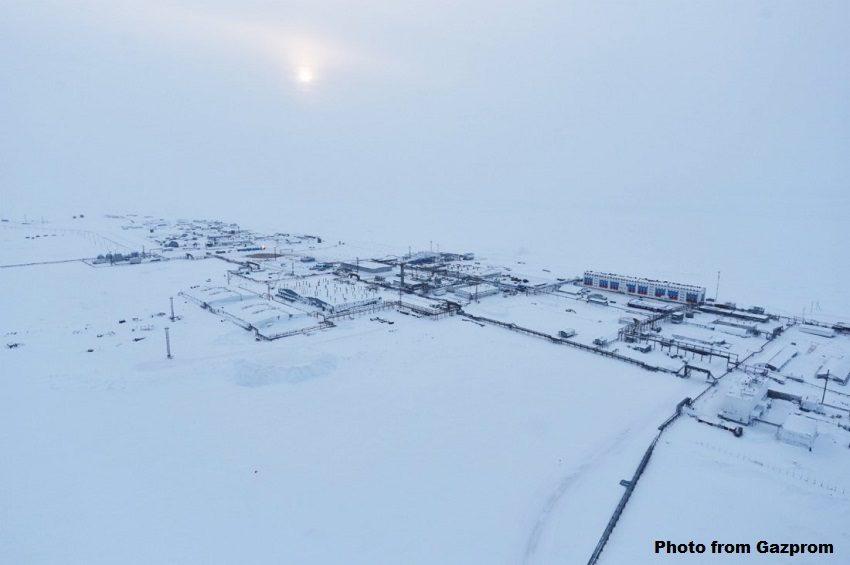 Russia Intensifies Economic And Security Efforts In the Arctic