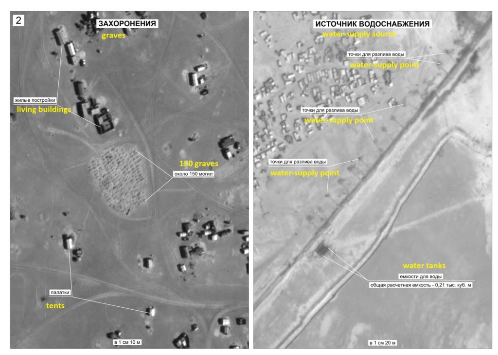 Fresh Satellite Images Reveal Up To 700 Graves, Chaos In US-controlled Rukban Refugee Camp