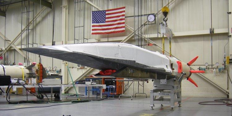 Trump Races To Secure Billions For Hypersonic Missiles