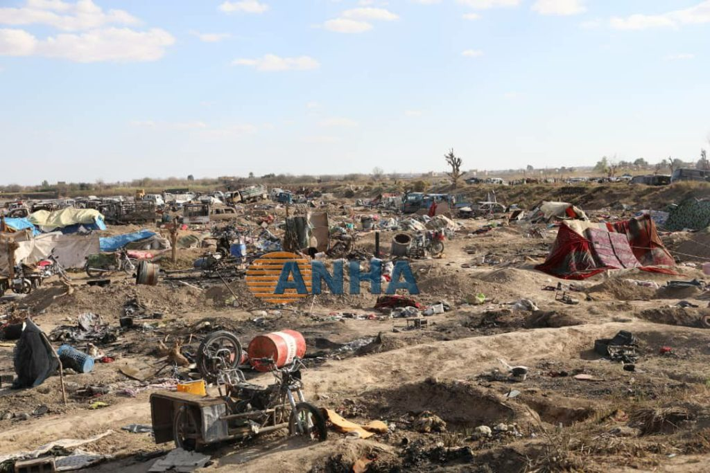 In Photos: ISIS-held Camp Near Banghuz Captured By US-backed Forces