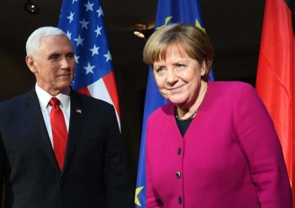 Pence Urged Germany To Provoke Russian Navy