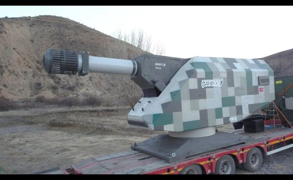 Turkey Succesfully Tested Its Own Railgun (Video)