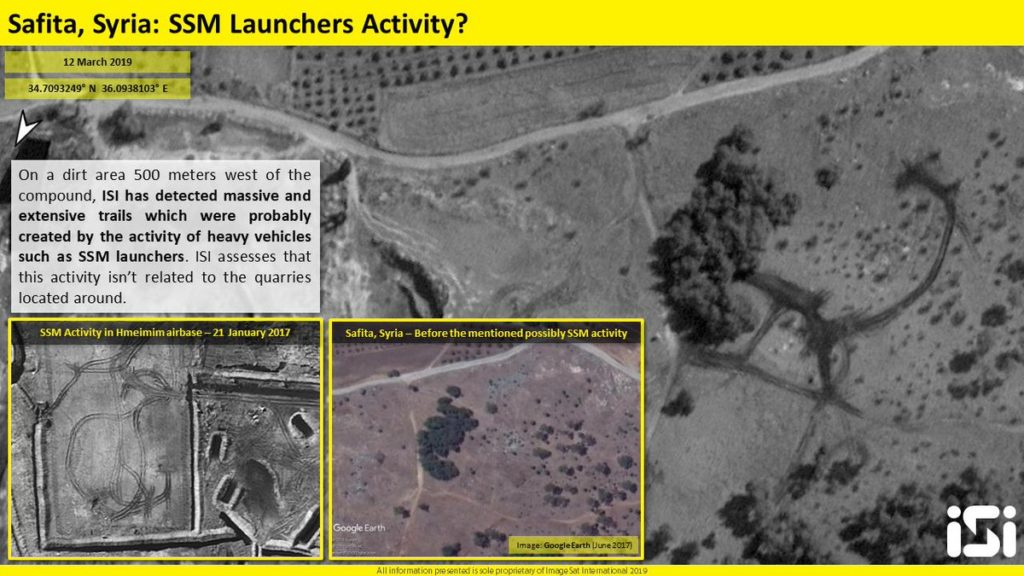 Satellite Images Show Supposed Iranian Missiles Manufacturing Site In Syria