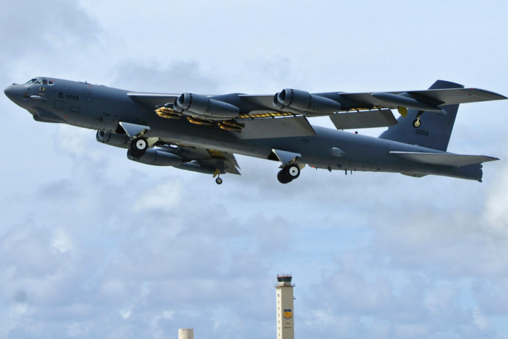 US Deployed Six Nuclear-Capable Strategic Bombers In Europe Amid Heating Up Tensions With Russia