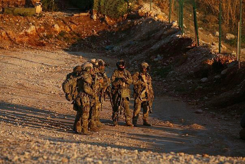 In Photos: Russian Special Operations Forces In Syria
