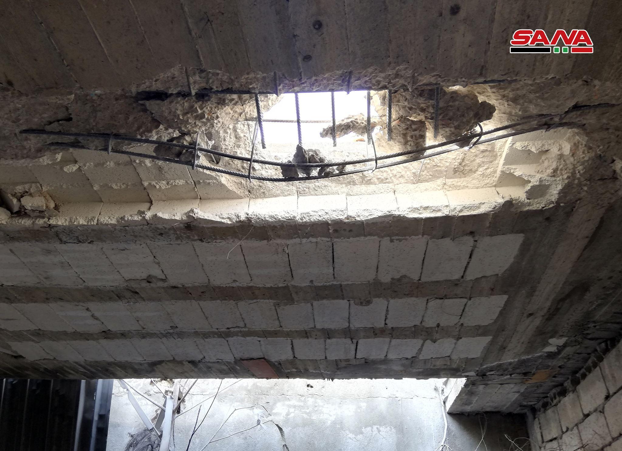 Militants Launch Long-Range Rocket At Lattakia City (Photos)