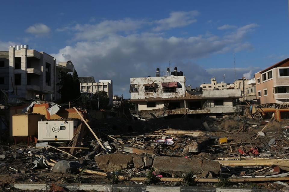 Gaza Escalation Continues For Second Night, UN Middle East Envoy Blames Hamas