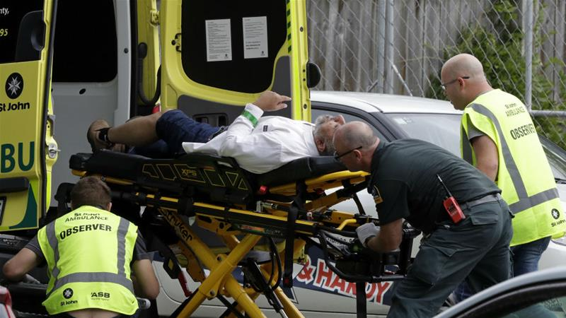 Shootings At Two Mosques In New Zealand Leave Tens People Dead (Photos)