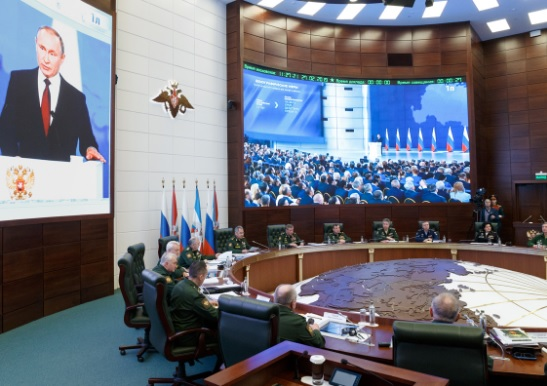 Russia To Establish New Military Units And Formations In Response To NATO Activity