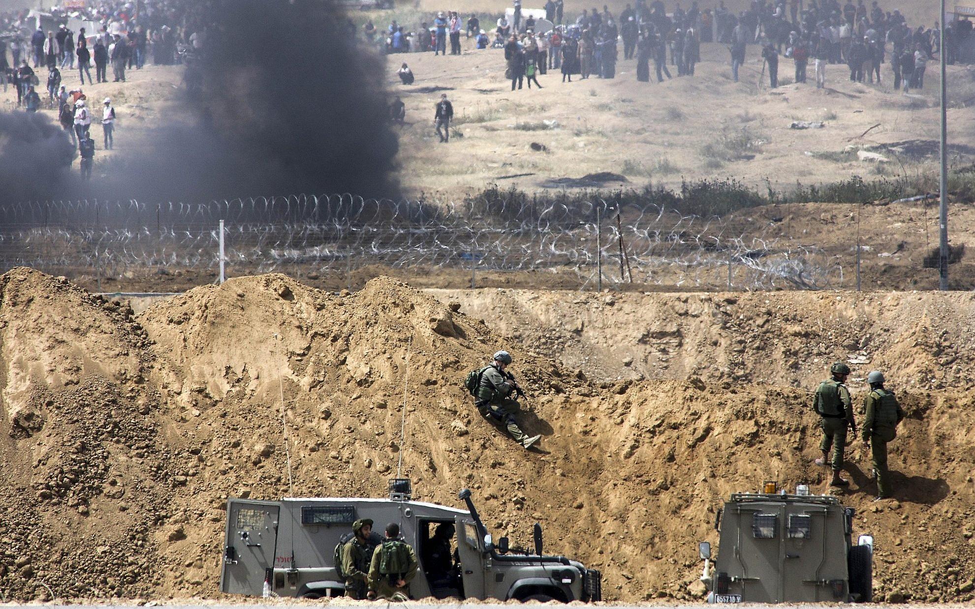 IDF Twitter Publicity Stunt Over Gaza Situation Backfires
