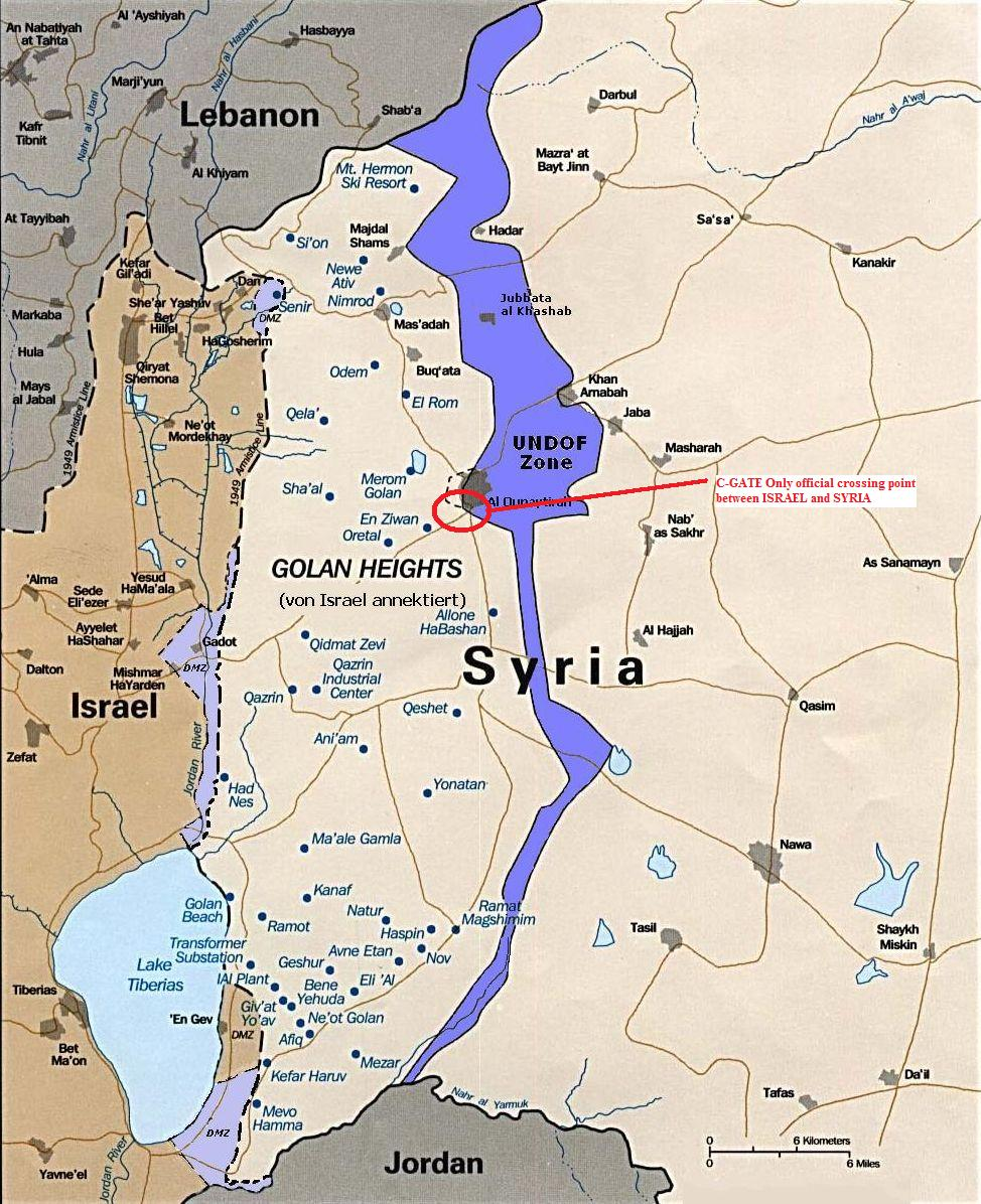 US Recognition Of Golan Heights And Collapse Of Public International Law