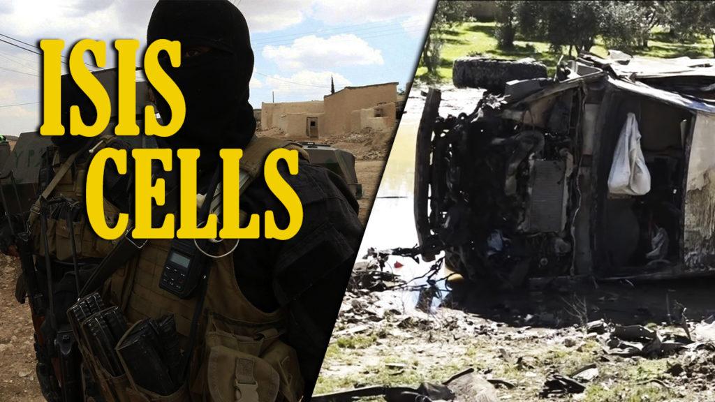 ISIS Terrorists Killed, Injured Several Syrian Service Members In New Southern Raqqa Ambush
