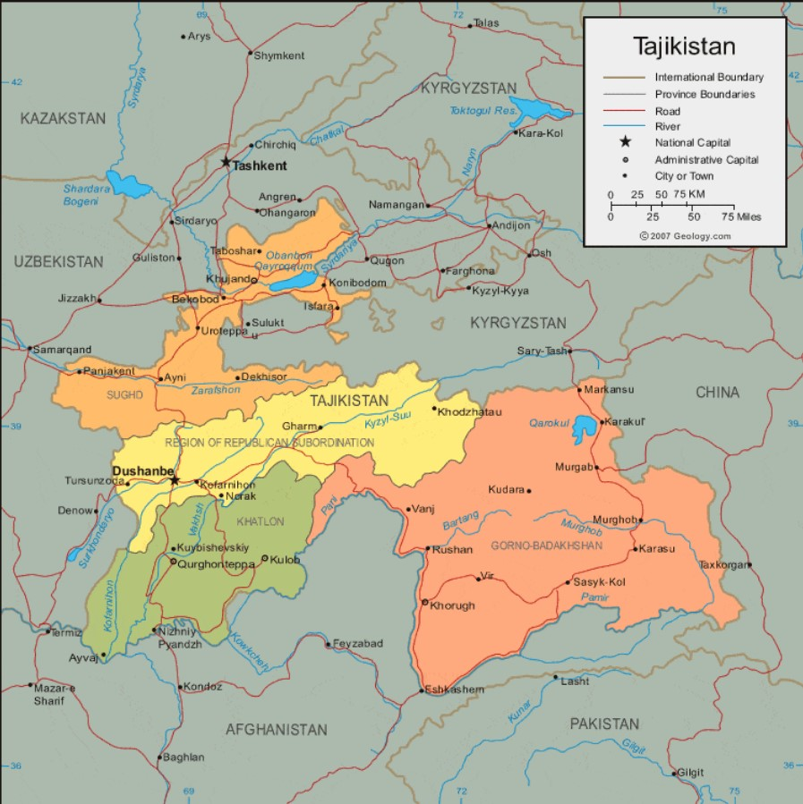 Tajikistan Finds Itself In Focus Of U.S. Attention In Central Asia