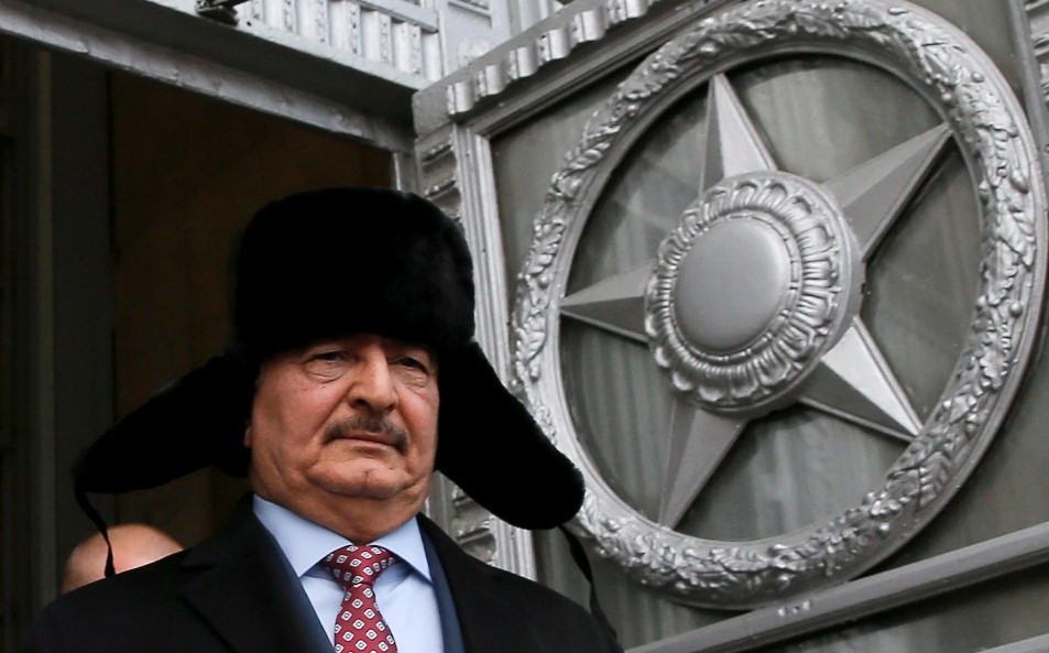 Libya's Haftar Sends Personal Message To Putin, Plans To Visit Moscow