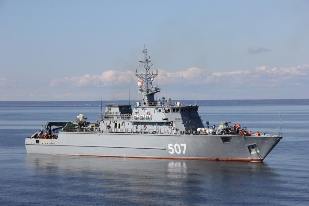 Meet Ships Entering Service With Russian Navy In 2019