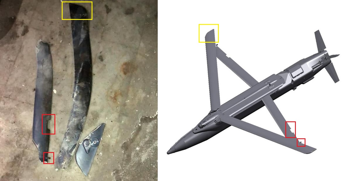 Israeli Air Force Used US-Made Guided Small Diameter Bombs