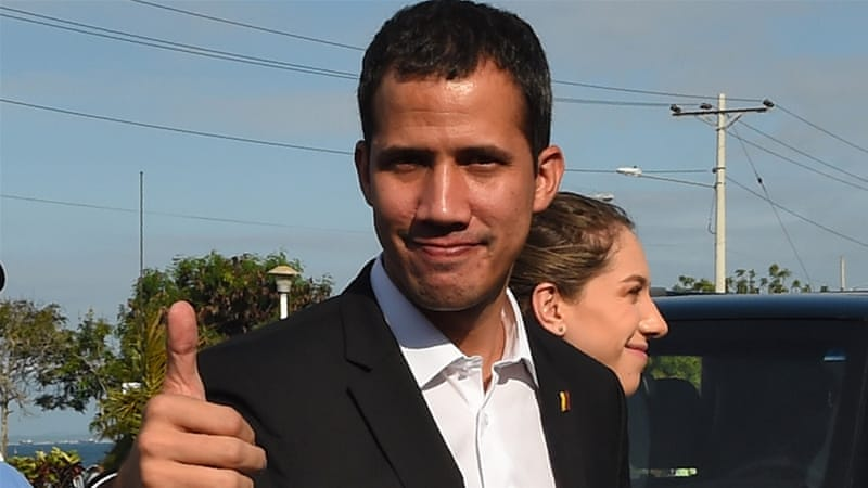 "Guaido Says Arresting Him Would Be ""The Last Mistake the Regime Makes"" As US-backed Coup Attempts Continue"