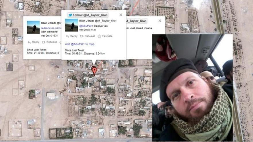 """Kiwi """"Bumbling"""" Jihadi Surrendered To SDF Because Life As ISIS Member Had """"Become Unbearable,"""" Couldn't Afford Slave"""