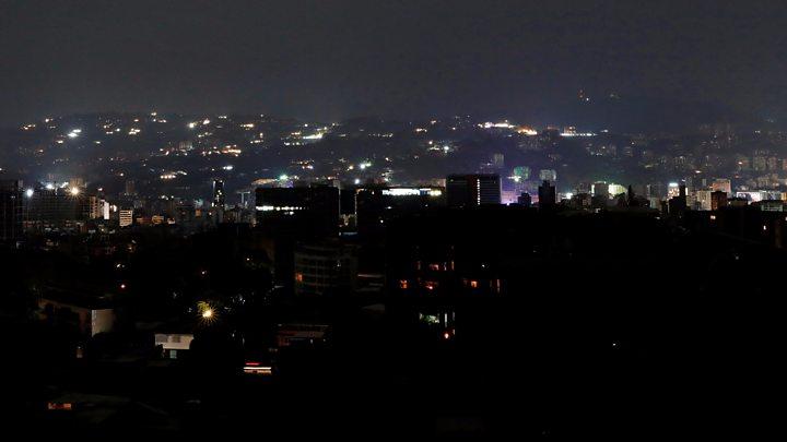 Maduro Government Blames Sabotage, 'US Electricity War' For Massive Blackout