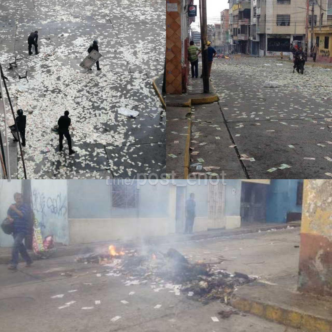 """Electrical System Mostly Restored In Venezuela. But Infrastructure """"Accidents"""" Continue"""