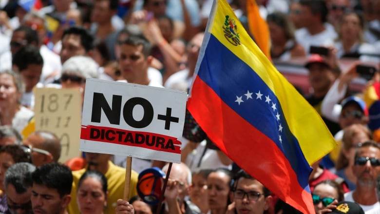"""""""Let's be very clear. The military is involved"""": Retired US Army General On Regime Change Attempt In Venezuela"""