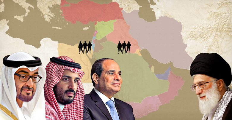 """Egypt Pulled Out Of U.S. Efforts To Form """"Arab NATO"""" To Combat Iran: Reports"""