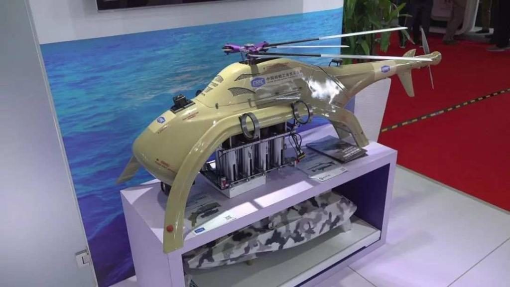 In Video: China Produced Chopper UAV Armed With Mortar Shells With 'Counter-Terrorism' Purpose
