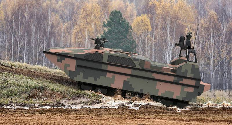 China Developing Unmanned Amphibious Combat Vehicle Amid Growing Tensions In South China Sea